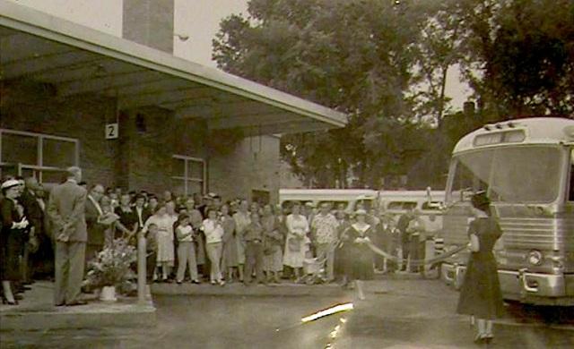 barrie bus maple open 1956