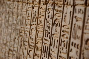 Egyptian-Hieroglyphics-Kom-Ombo-Temple-Aswan-Egypt
