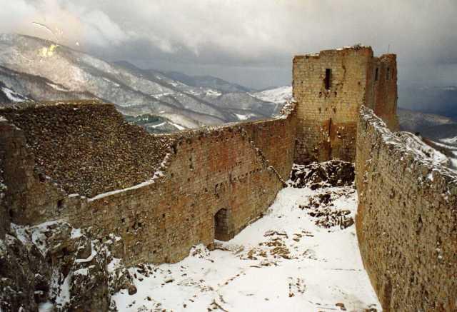 Montsegur - March 1993