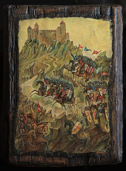 Siege of Montsegur