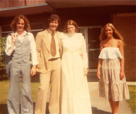 Wedding Party 15 Jul 1978