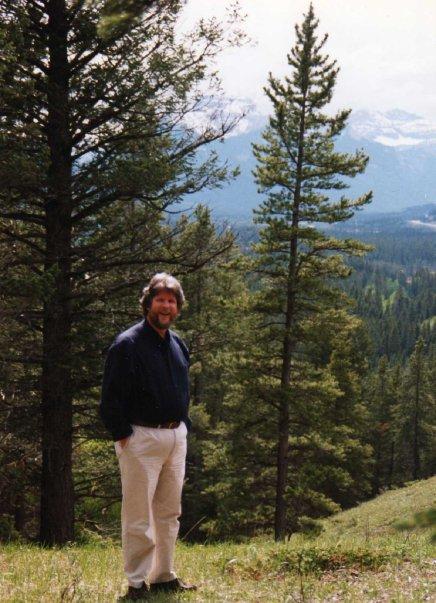 Chris in the Rockies