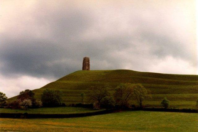 Glastonbury Tor 1990