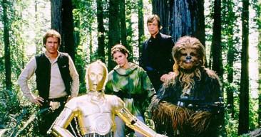 Star Wars five