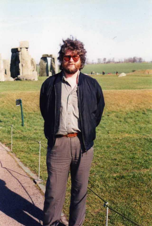 Stonehenge 1994