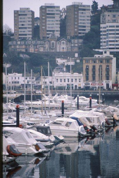 Torquay Harbour 1986