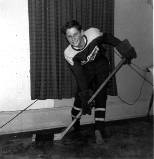 Windermere Hockey Player