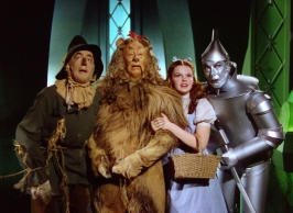 Wizard of Oz four