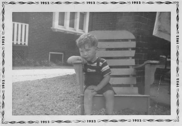 Chris - aged 2 and a half