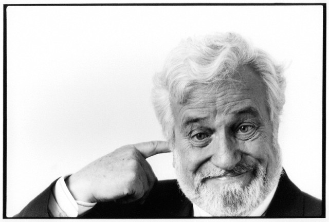 NPG x125349; Michael Bentine by David Secombe