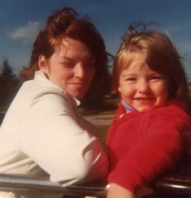 Mummy and Amy