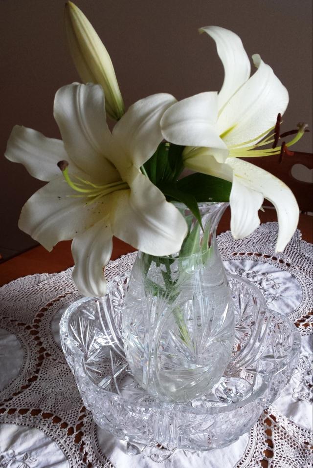 White Lilies 3