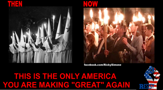 KKK Then Now