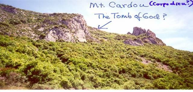 Mt Cardou