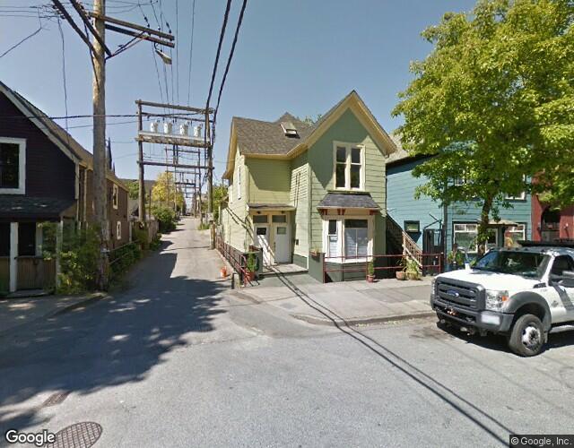 417 Heatley Avenue via Google