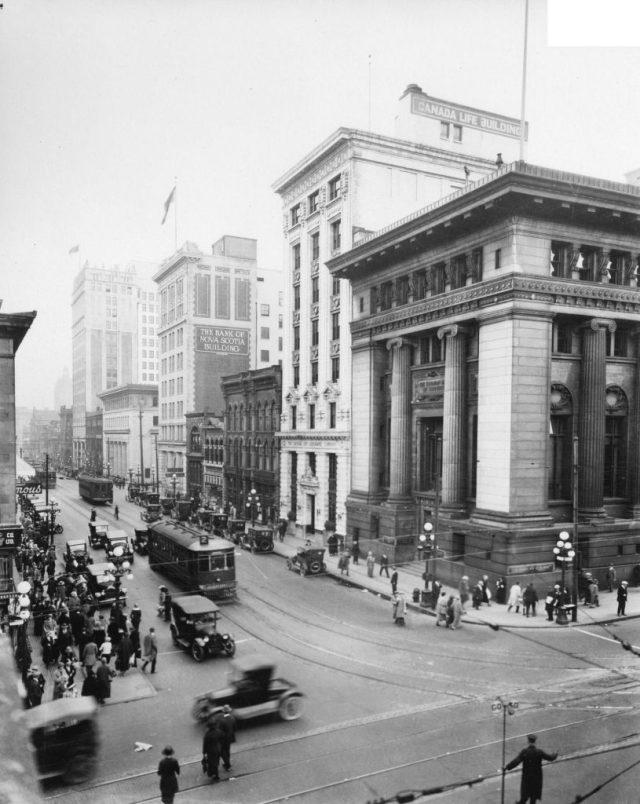 Bank of Nova Scotia 1928