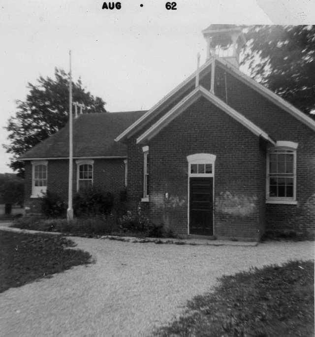 Dalston School 1962