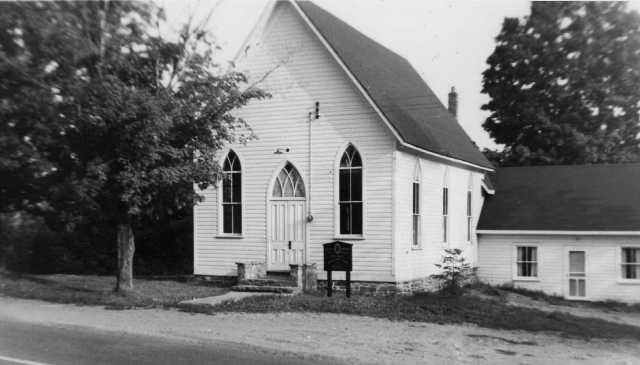 Hillside United Church then