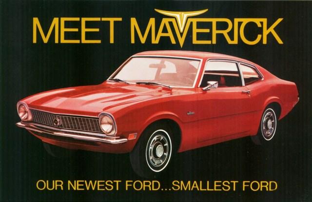 Maverick 1970