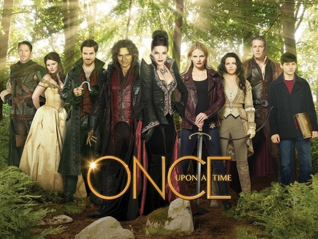 once-upon-a-time-cast-green-wall-poster-241322