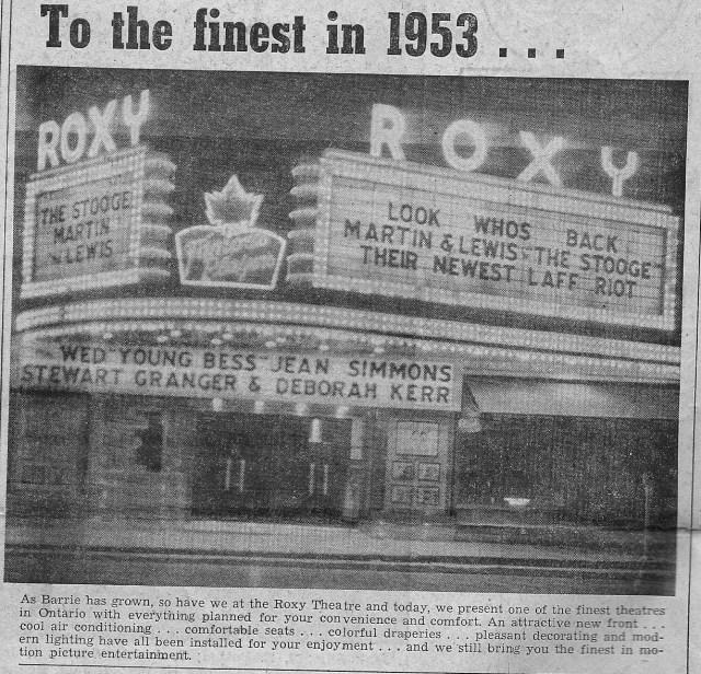 Roxy 1953