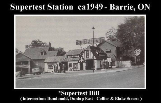 Supertest Station 1949