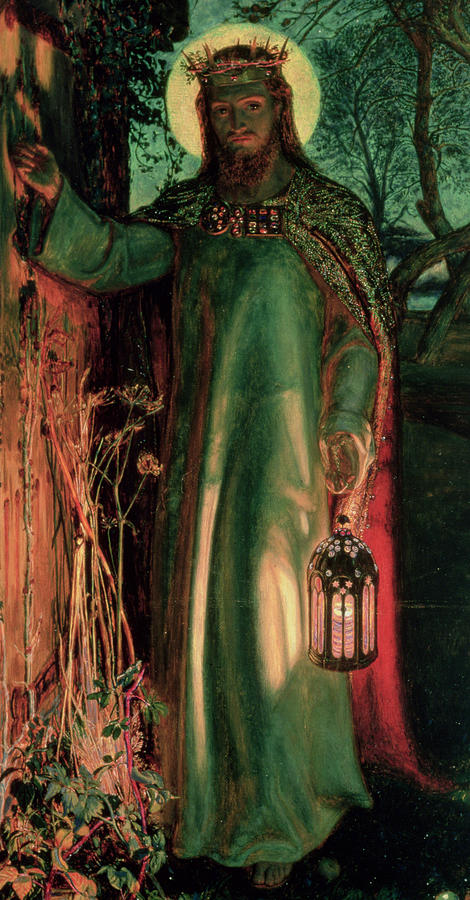 1-the-light-of-the-world-william-holman-hunt