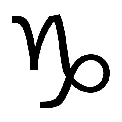 capricorn-sun-sign-symbol