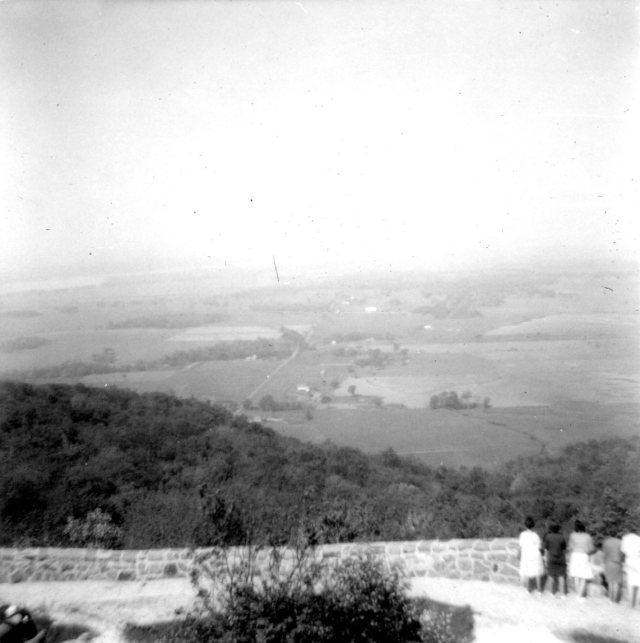Champlain Lookout May 64