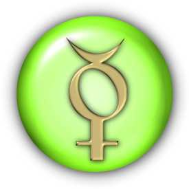 Mercury Glyphs