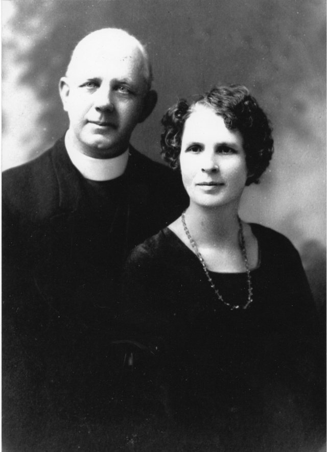 George and Margaret Miller
