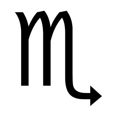 scorpio-sun-sign-symbol