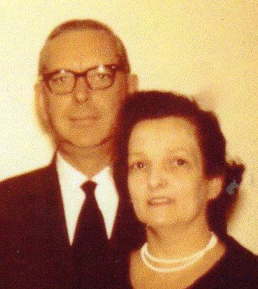 Keith and Freda