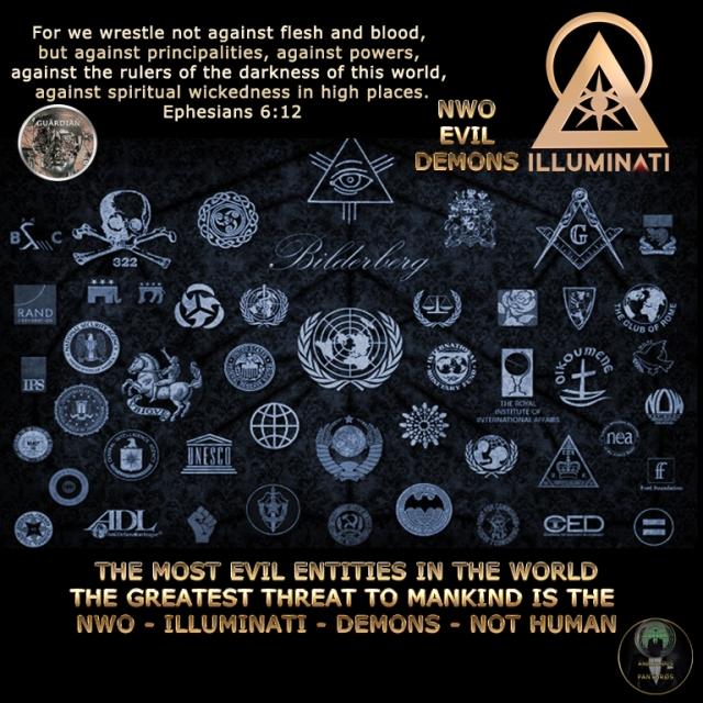 ANON Illuminati NWO 2