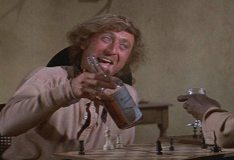 Gene Wilder - Blazing Saddles