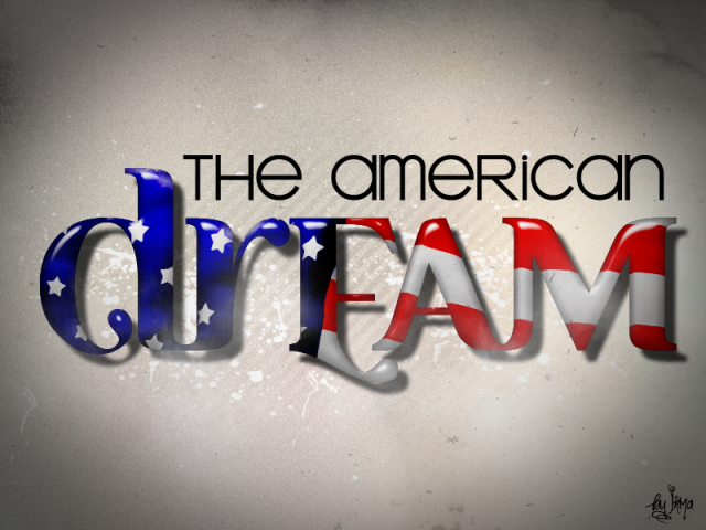 The_American_Dream_by_inmany