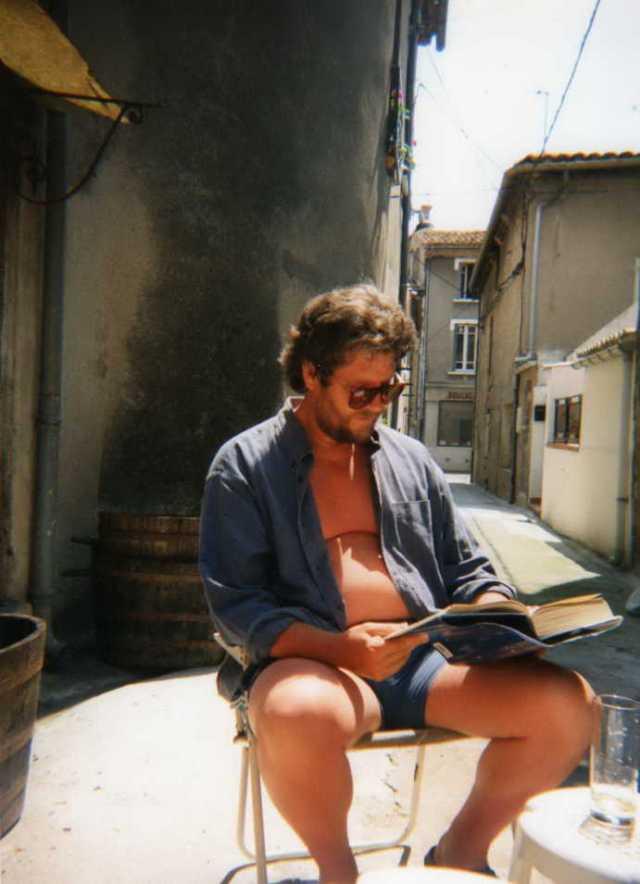 Chris June 1995