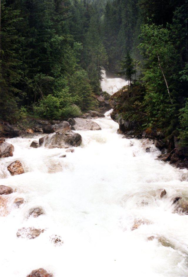 Rocky Mountain Cascade