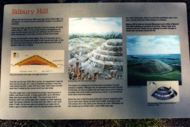 Silbury Hill 1994