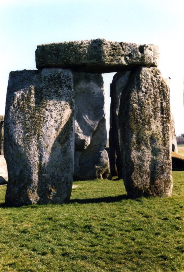 Stonehenge Detail