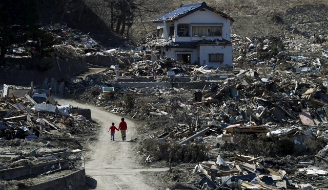 From the Files - Japan Earthquake: Five years on