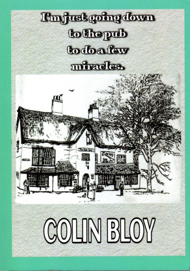 Colin Bloy Pub Miracles