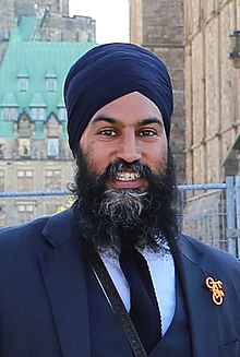 220px-Jagmeet_Singh_at_the_2nd_National_Bike_Summit_-_Ottawa_-_2018_(42481105871)_(cropped)