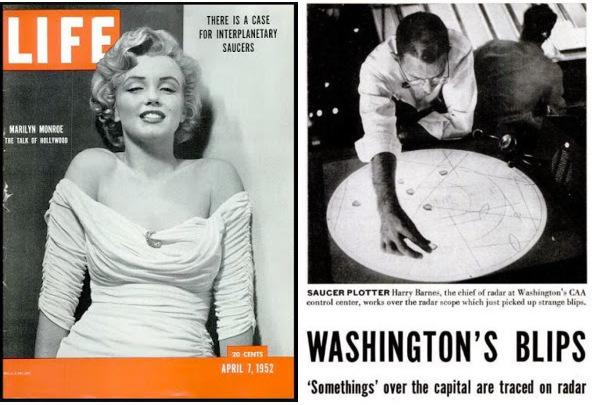 Life UFO 1952