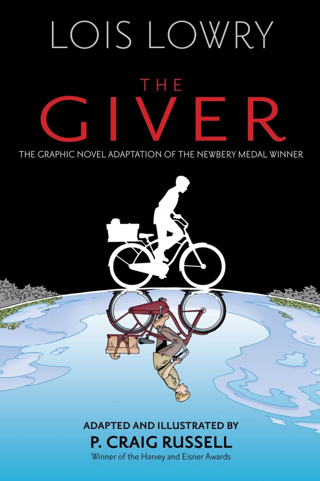the-giver-graphic-novel