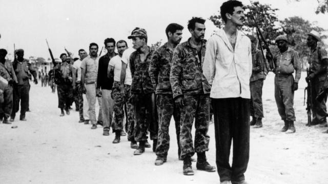Cuban Prisoners