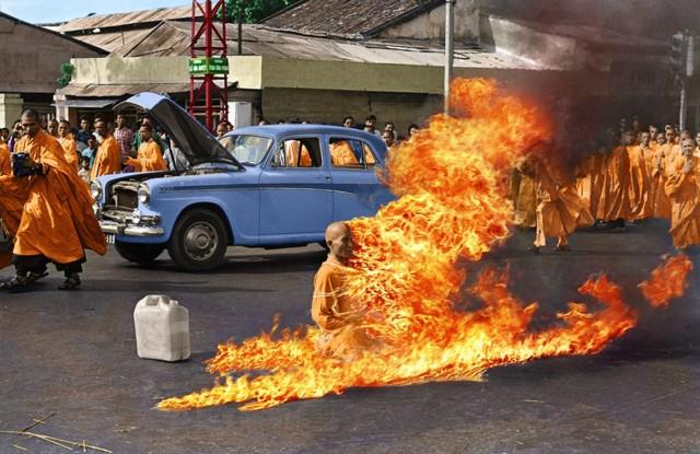 The burning monk, 1963 (6)